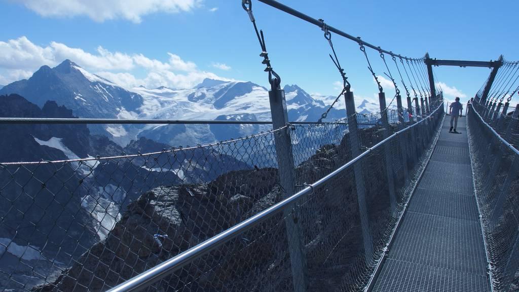 Herbstausflüge mit dem Tellpass – Faszination Titlis-Gletscher