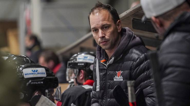Raphael Zahner coacht in der kommenden Saison Ligakonkurrent HC Luzern.