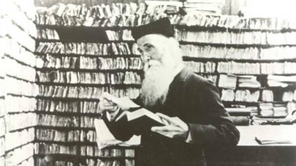 James Murray (1837-1915) unterschätzte Antisemitismus. Sowohl den Begriff wie die Sache hielt er für eine vorübergehende Erscheinung, deshalb nahm er die Vokabel nicht ins Oxford Dictionary auf. Später seufzte er: «Hätte der Antisemitismus doch nur ein flüchtiges Interesse gehabt.» (WikiCommons)