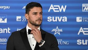 Loris Benito wurde zum Aargauer Sportler des Jahres gewählt.