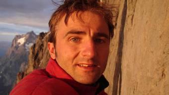 Kletterer Ueli Steck hat für die Mission Mount Everest zehn Kilogramm zugenommen (Archiv)