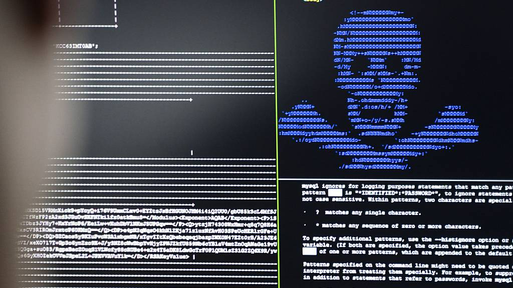 Der Kanton Zug will in die Sicherheit vor Cyberangriffen investieren. (Themenbild)