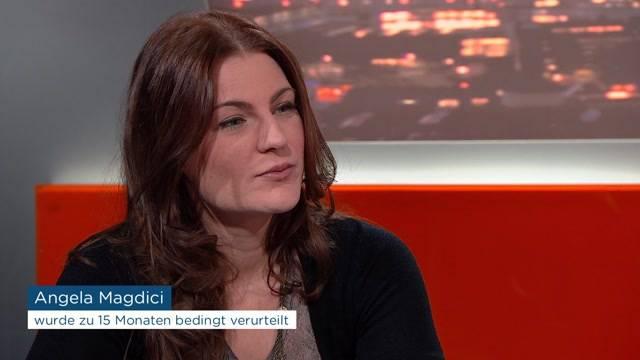 Wie sieht die Zukunft von Angela Magdici aus?