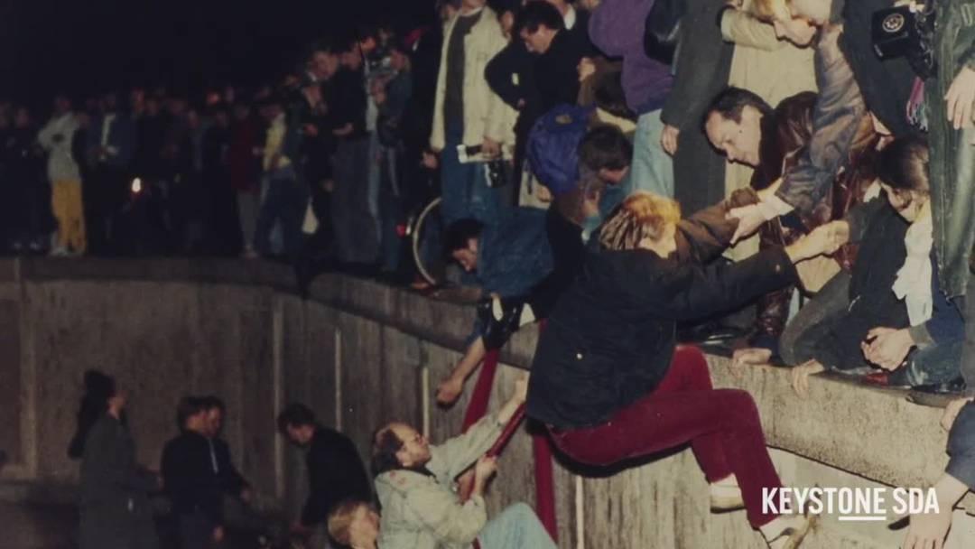 30 Jahre Berliner Mauerfall