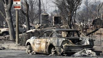 In Nordkalifornien gewinnt die Feuerwehr die Oberhand gegen die Brände - tausende Anwohner dürfen in die betroffenen Gebiete zurückkehren.