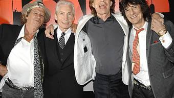 Rolling Stones bekommen vor Gericht recht (Archiv)