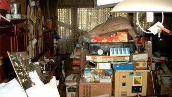 Die Leute vom Konkursamt haben es oft mit Wohnungen zu tun, die man nicht betreten möchte.