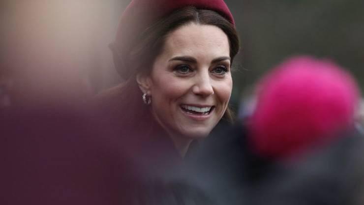 Herzogin Kate feiert am 9. Januar 2019 ihren 37. Geburtstag ganz privat. (Archiv)