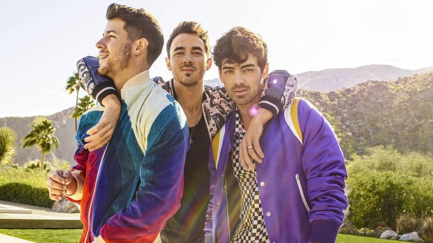 Jonas Brothers - wir freuen uns sehr auf die Jungs!