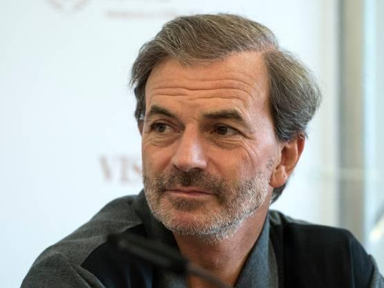 Heinz Günthardt bewundert Roger Federer für dessen Gelassenheit.