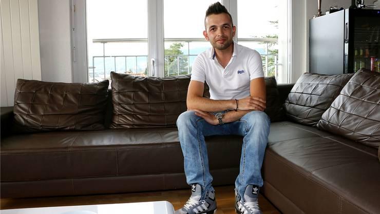 Er hält Ordnung in seiner Wohnung wie auch in seinem Leben. Im Gemeinderat will Gajic seine Kenntnisse als Immobilienbewirtschafter einbringen.Bastian Heiniger