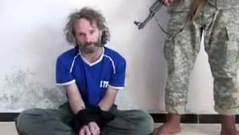 US-Journalist Peter Theo Curtis verbrachte rund zwei Jahre in Geiselhaft in Syrien.