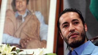 Al-Saadi al-Gaddafi soll unter Hausarrest stehen (Archiv)