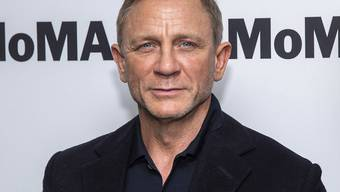 """Daniel Craig dürfte beim jüngsten """"James Bond"""" das letzte Mal in der Hauptrolle zu sehen sein. (Archivbild)"""