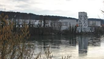 Bald folgt die zweite Bau-Etappe beim Salmenpark.