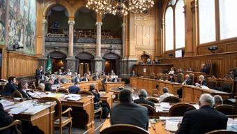 Die beiden amtierenden Standesvertreter Pascale Bruderer (SP) und Philipp Müller (FDP) stellen sich nicht mehr der Wiederwahl für den Ständerat. (Archiv)
