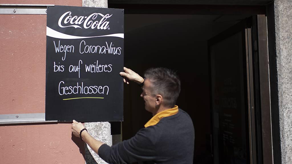 Räte versenken Vorlage zu Corona-Mieterlass für Läden und Beizen