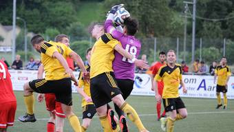 Der FC Suhr spielt im Halbfinal des Axpo Aargauer Cups zuhause gegen den FC Frick.