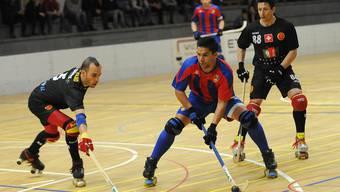 Schafft der RHC Basel gegen Uttigen den Einzug ins Playoff-Halbfinale?