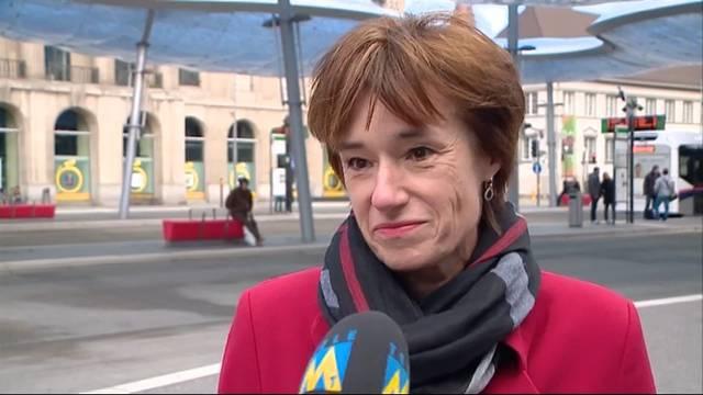 Enttäuscht – aber mit Blick nach vorne: Ruth Humbel verliert den zweiten Aargauer Ständeratswahlgang.