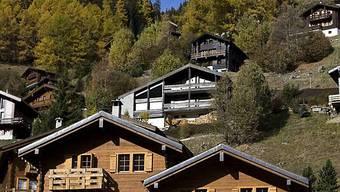 Ferienwohnungen im Walliser Bergdorf Grimentz