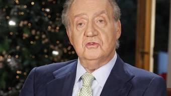 Drängler: Der spanische König Juan Carlos (Archiv)