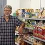 Peter Kalt, Präsident der Ladengenossenschaft, freut sich über einen guten Start mit dem neuen Lieferanten.