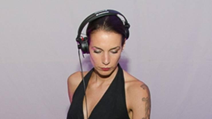 DJ Linda Grazia gewann den DJ Talent 2017 Contest.