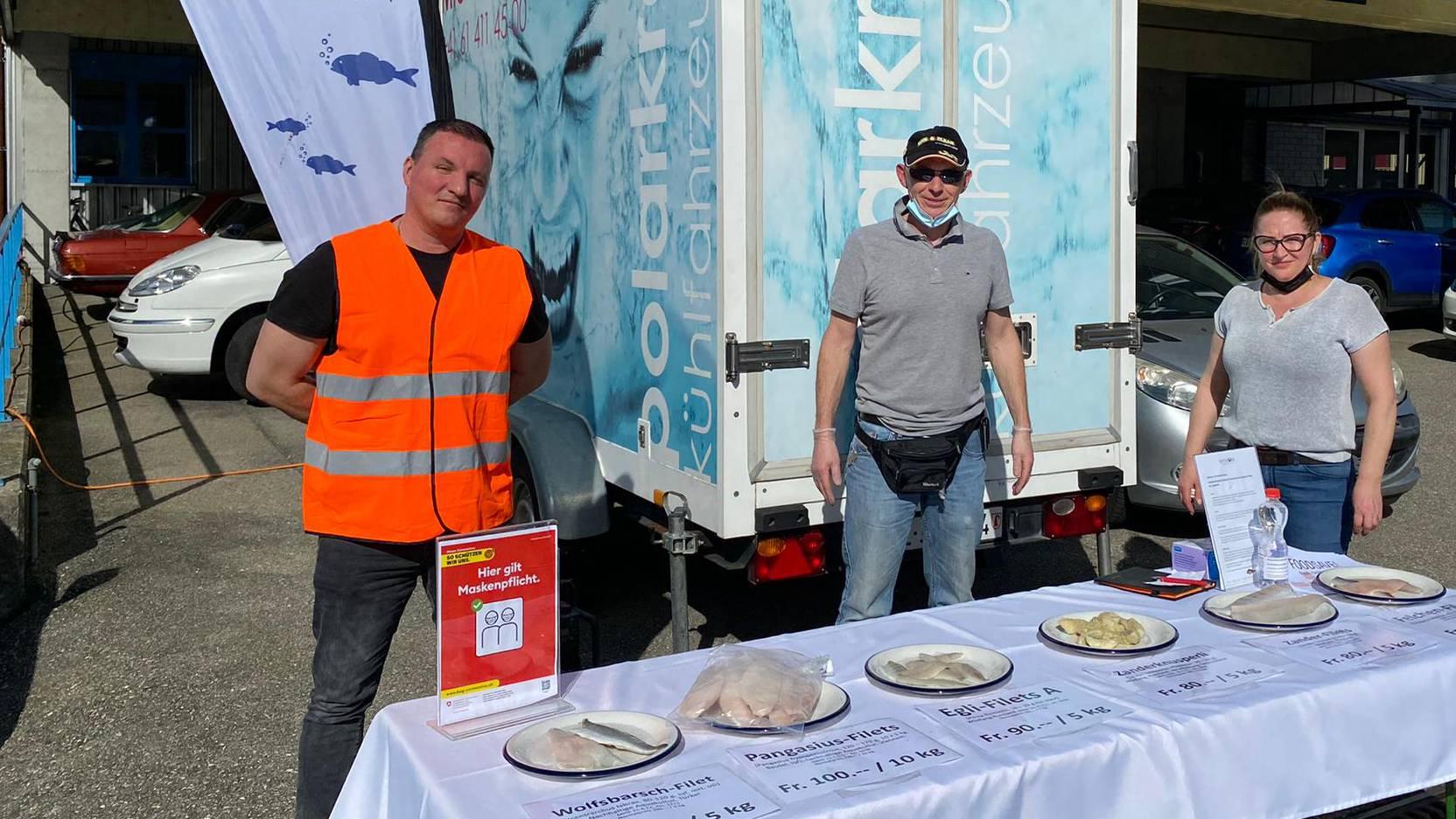 Toby Herrlich - Rampenverkauf Fisch in Langenthal