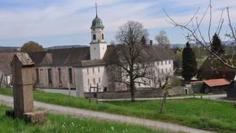 Die Gemeinde Würenlos unterstützt die Sanierung des Kloster Fahr.