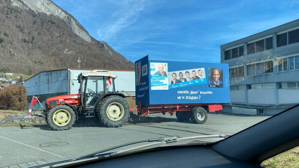 «Neger»-Fasnachtswagen: Die Polizei ermittelt