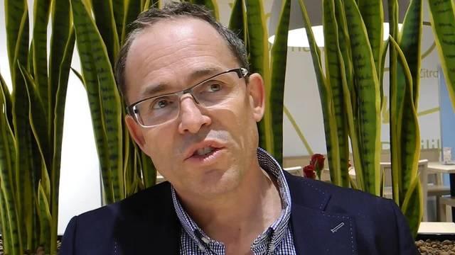 Projektleiter Daniel Pulver zum Umbau der Migros-Filiale an der Wengistrasse: «Der Bauschutt war baustellenlogistisch und sicherheitstechnisch eine Herausforderung.»