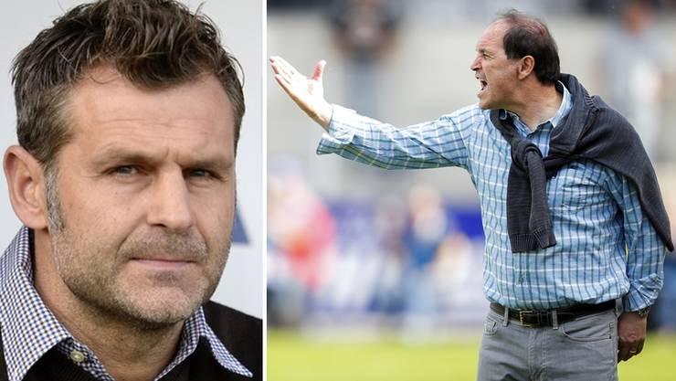 Knall beim FC Aarau: Sven Christ entlassen – der neue Trainer beim FCA heisst Raimondo Ponte.