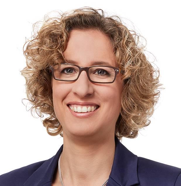 Barbara Portmann-Müller, GLP, Lenzburg.
