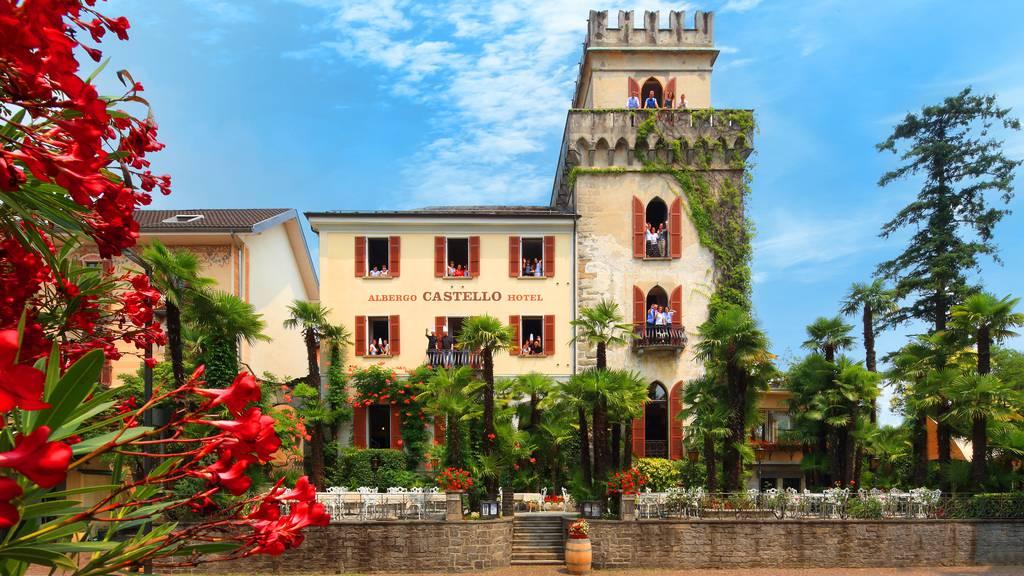 Gewinnen Sie heute 3 Übernachtungen am Lago Maggiore.