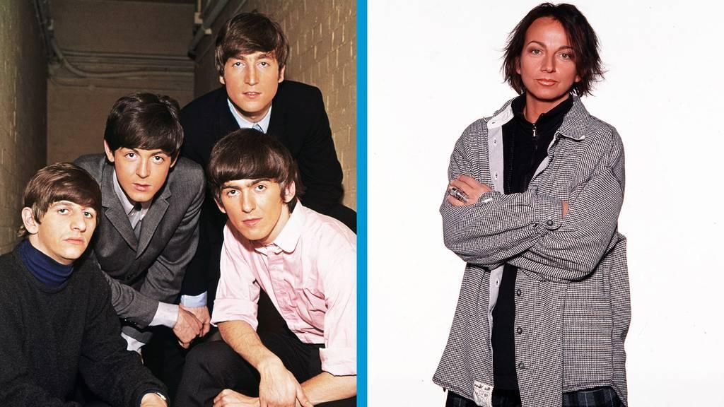 Beatles gegen Gianna Nannini?