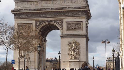 Verhüllung des Arc de Triomphe soll im Juli starten