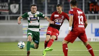 BG: SC Kriens - FC Aarau (02.04.2019)