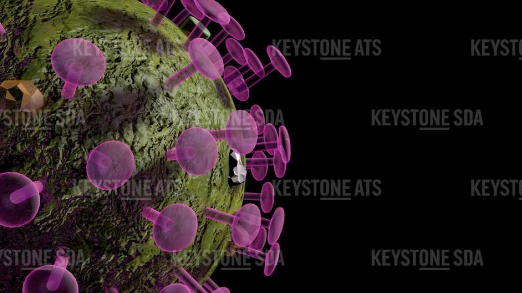 In der Schweiz und in Liechtenstein sind dem Bundesamt für Gesundheit (BAG) am Samstag innert eines Tages 180 neue Ansteckungen mit dem Coronavirus gemeldet worden. (Themenbild)