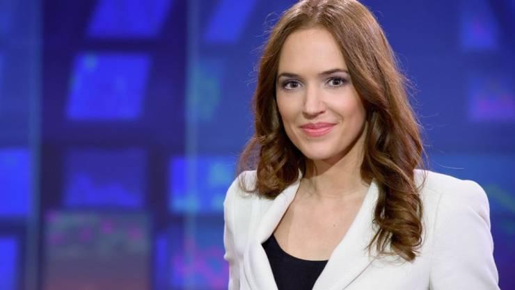 """""""Börse""""-Moderatorin Patrizia Laeri lebt und arbeitet in einer Männerdomäne: Wobei sie immerhin daheim nie beweisen musste, dass sie keine Barbie ist. (Pressefoto)"""
