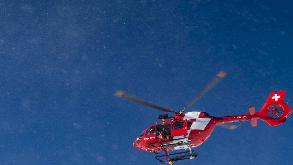 Skifahrer von Lawine im Titlisgebiet verschüttet - ein Toter
