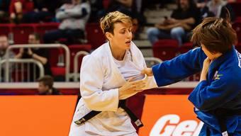 In Tashkent läuft es für Evelyne Tschopp nicht wie erhofft - die Chance auf einen Startplatz an den Olympischen Spielen 2020 in Tokyo ist trotzdem noch vorhanden.
