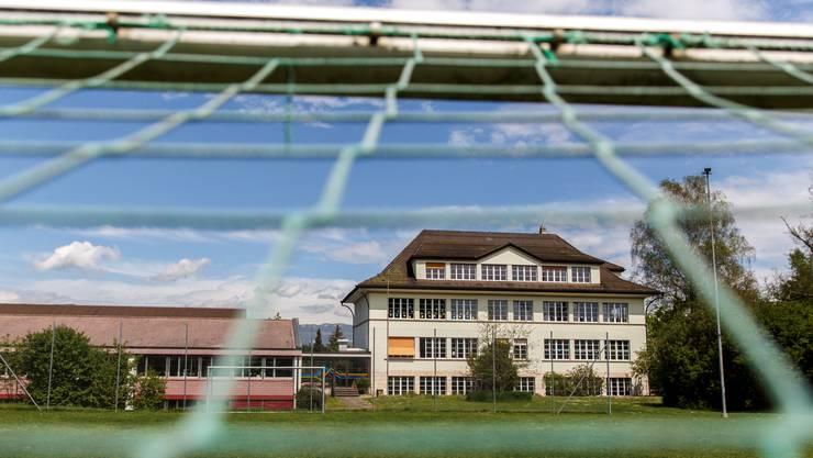 Zerreissprobe für den Schulverband Halten-Oekingen-Kriegstetten. Kriegstetten (im Bild das Schulhaus) will aus dem Verband austreten.