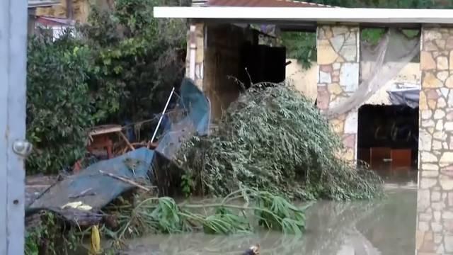 Mindestens 12 Tote nach Unwetter-Wochenende in Italien
