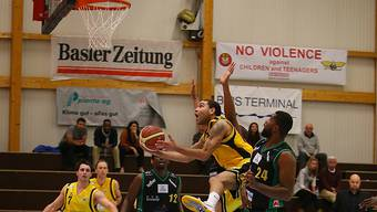 Kaylon Williams (am Ball) war Spielmacher und Punktegarant in Personalunion.