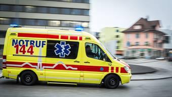 Ein sechs-jähriges Kind wurde von einem Lieferwagen angefahren und mittelschwer verletzt. (Symbolbild)