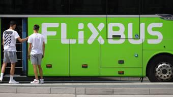 Flixbus, Flixtrain, Flixcar: Die Marke mit dem markanten Grün wächst. Flixjets soll es aber nicht geben.