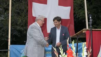 Bundesfeier 2019 in Grenchen