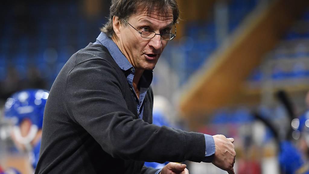 Arno Del Curto hilft als Assistent in Österreich aus