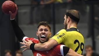 Handball, NLA, 11.Runde: TV Endingen - St. Otmar St. Gallen (19.10.2019)